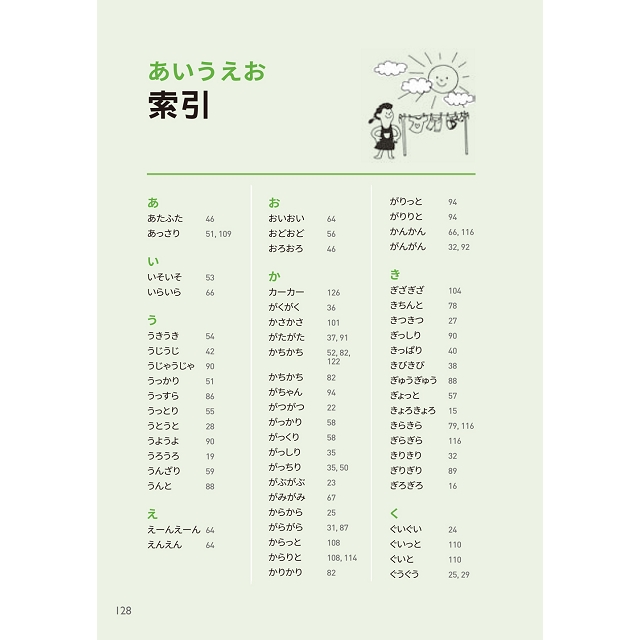 核心日本語:擬聲.擬態語 (掃描QRCode下載日籍教師示範)