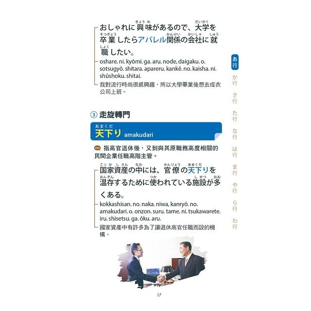 日文圖解實務口語 口袋書(附MP3)