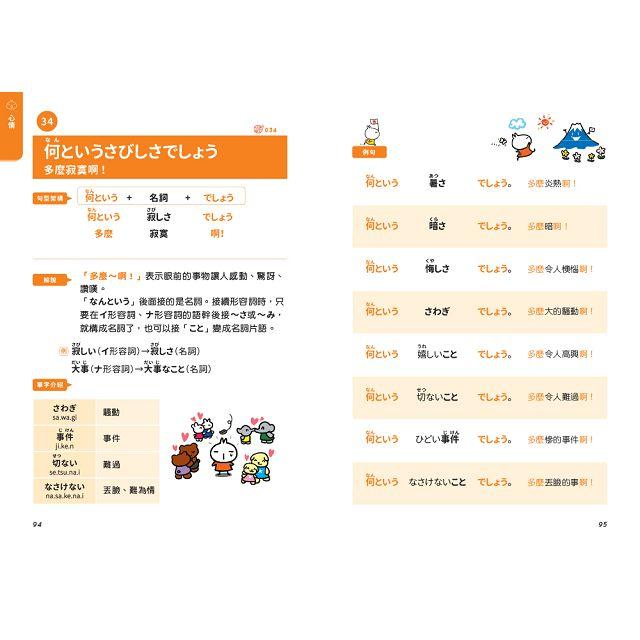 日本人的哈啦妙招!日文句型輕鬆學(清晰大字版):活用日本人每天必說句型168