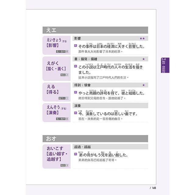 一本到位!新日檢N3滿分單字書(隨書附日籍老師親錄標準日語朗讀音檔QR Code)