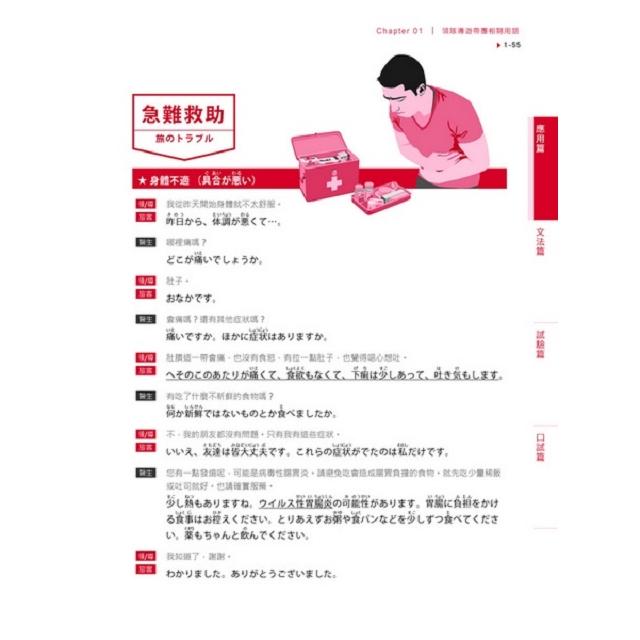 絕對考上導遊+領隊 日語篇【日語筆試+口試一本搞定】2020年必考文型單語、試題分析 (免費線上測