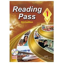 Reading Pass 1 (第三版) (with Audio CD)