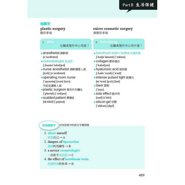 外國人天天在用單字地圖15000【英中對照MP3暢銷升級版】(附2MP3光碟)