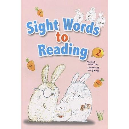 Sight Words to Reading 2(附1CD)