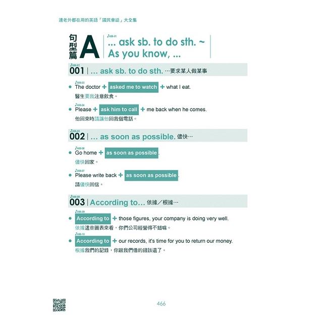 連老外都在用的英語「國民會話」大全集【虛擬點讀筆版】(附1CD+防水書套+虛擬點讀筆APP)
