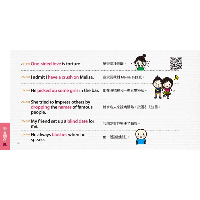SOS救急英文單字(免費附贈虛擬點讀筆APP)