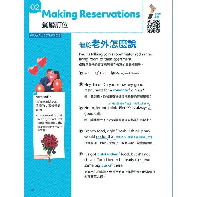 食衣住行+觀光旅遊 超實用英語會話 (附DVD-ROM含MP3功能)