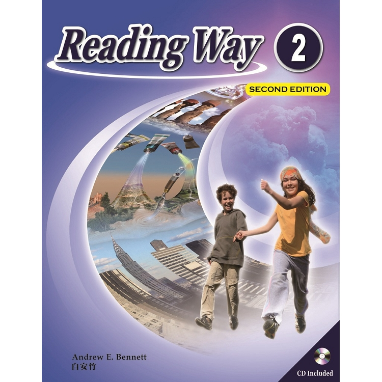 Reading Way 2  2/e (with CD)