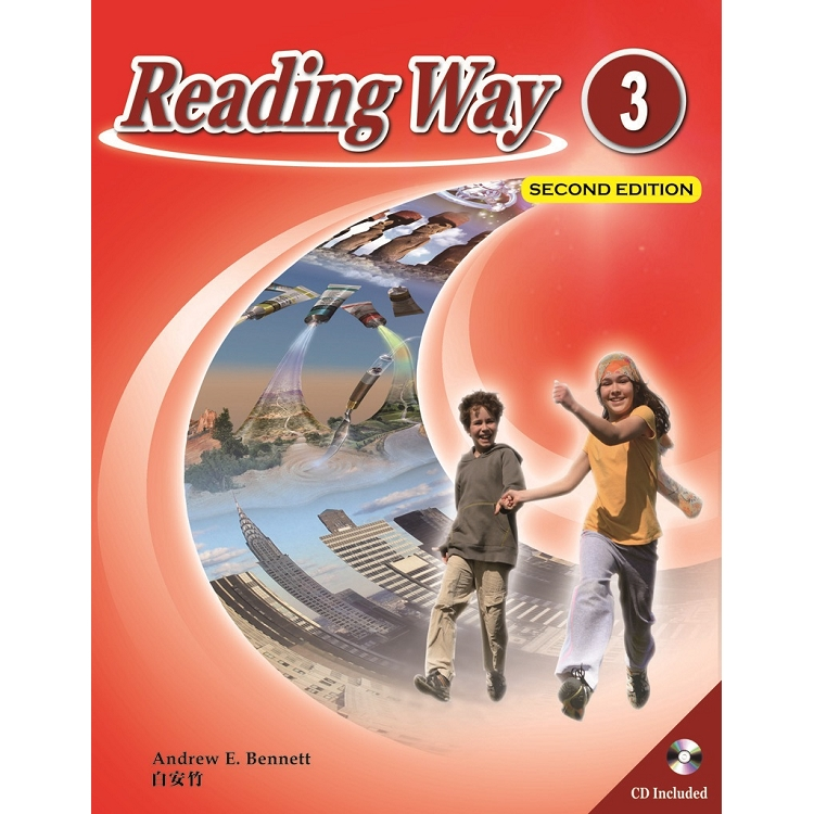 Reading Way 3  2/e (with CD)