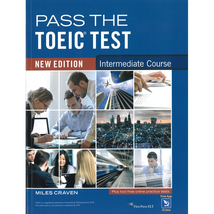 Pass the TOEIC Test Intermediate (with MP3 + Key & audio scripts)