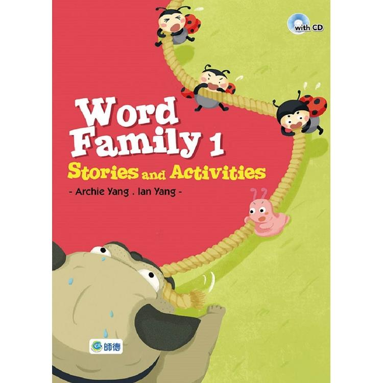 Word Family 1 Stories and Activities