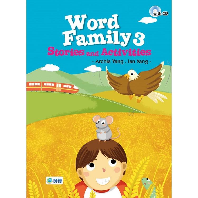 Word Family 3 Stories and Activities