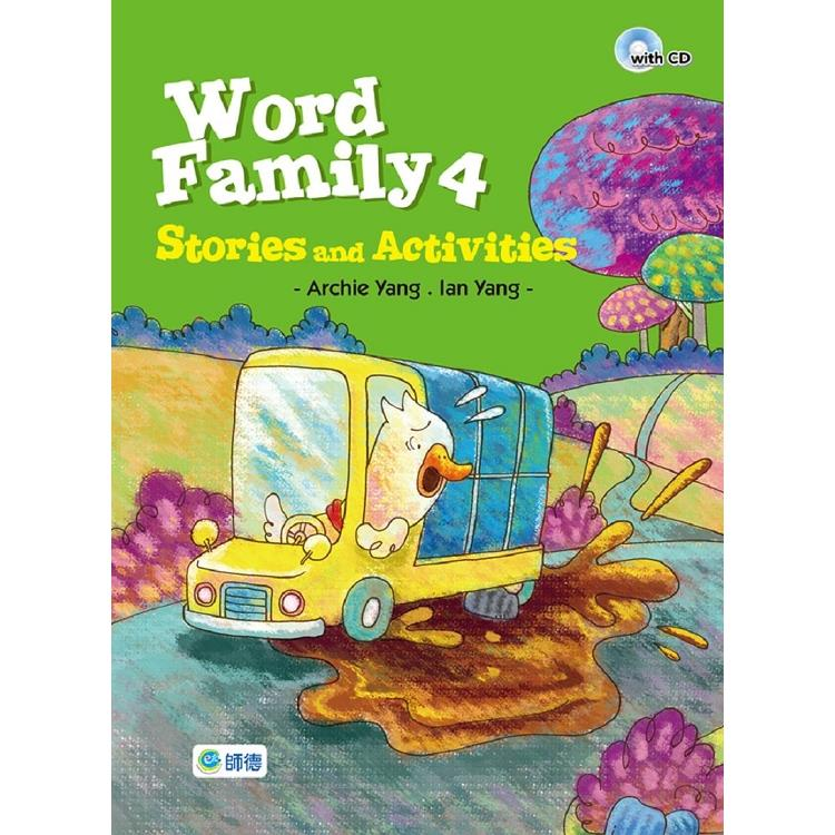 Word Family 4 Stories and Activities