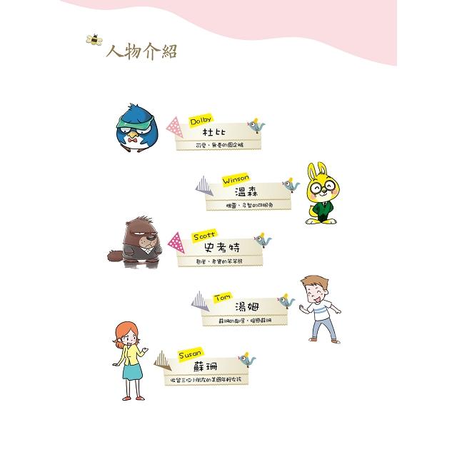 情境式圖解生活英語會話(附MP3 CD)