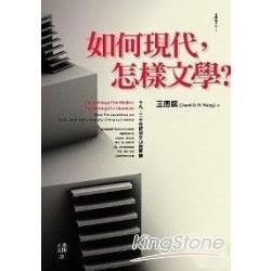 如何現代,怎樣文學?:十九、二十世紀中文小說新論