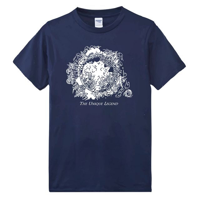 T恤《特殊傳說II》星之引(L)