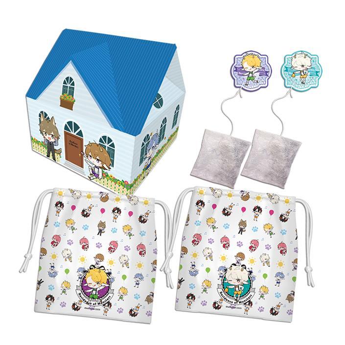 妖怪公館的新房客情人節禮盒童話款