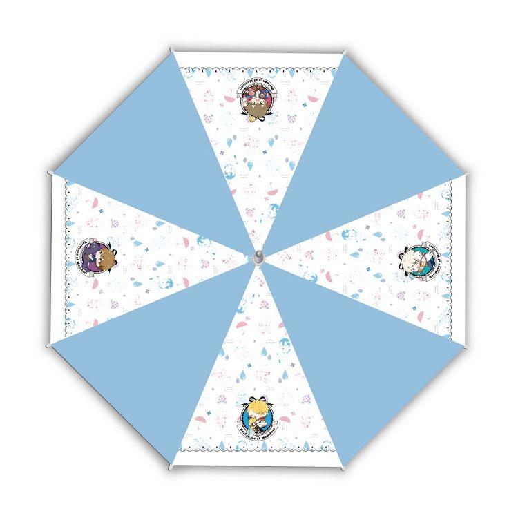 妖怪公館的新房客Q萌晴雨折傘