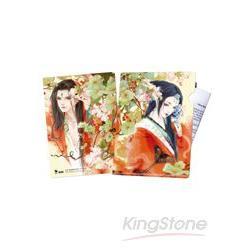 花君宴:A4雙面文件夾(海棠花情款)