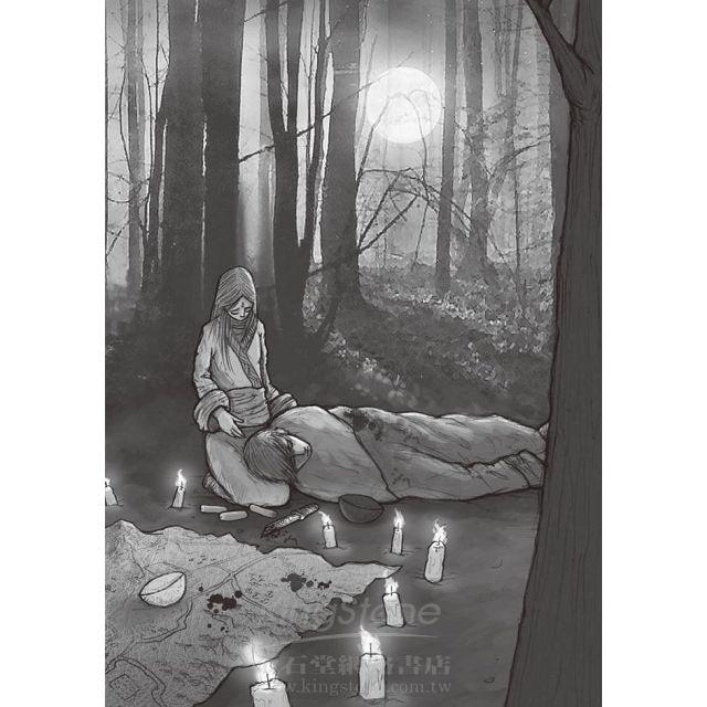 月光三部曲Ⅰ:淡水女巫的魔幻地圖(第四版)