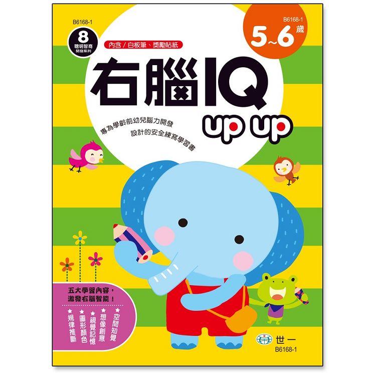 右腦IQ up up(5-6歲)