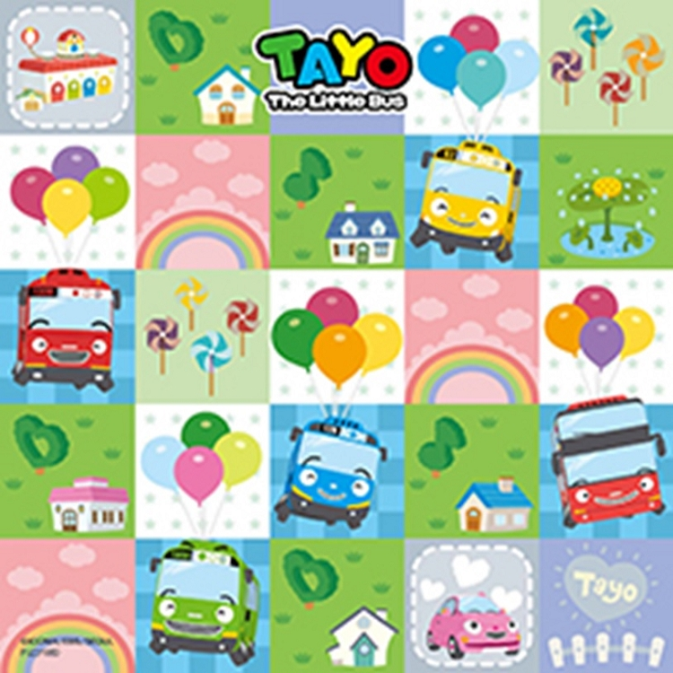 TAYO 42片中型拼圖D