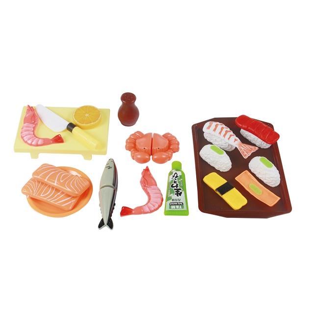 日本料理-握壽司切切樂