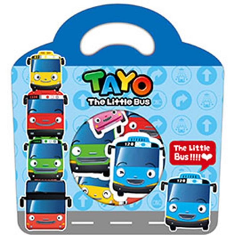 TAYO 貼紙包 B