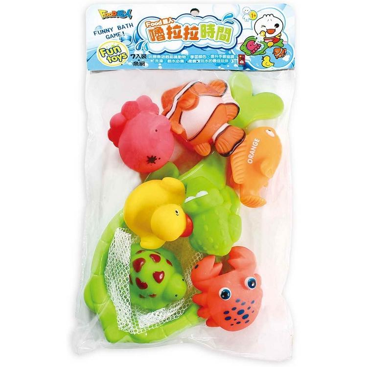 嚕拉拉時間-Baby趣味撈魚遊戲
