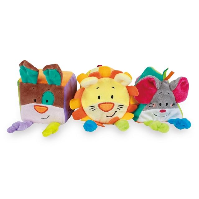 三合一Baby感官動物玩偶