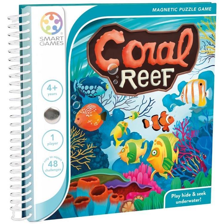 魔磁隨身遊戲-海底躲貓貓 Coral Reef