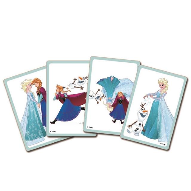 【迪士尼益智卡牌桌遊】邏輯推理&計數訓練~3盒套裝組