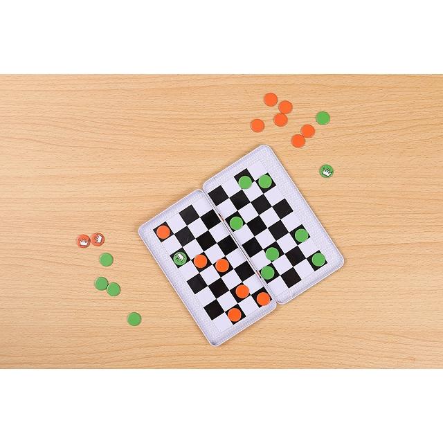 紫牛隨身遊戲-雙人跳棋
