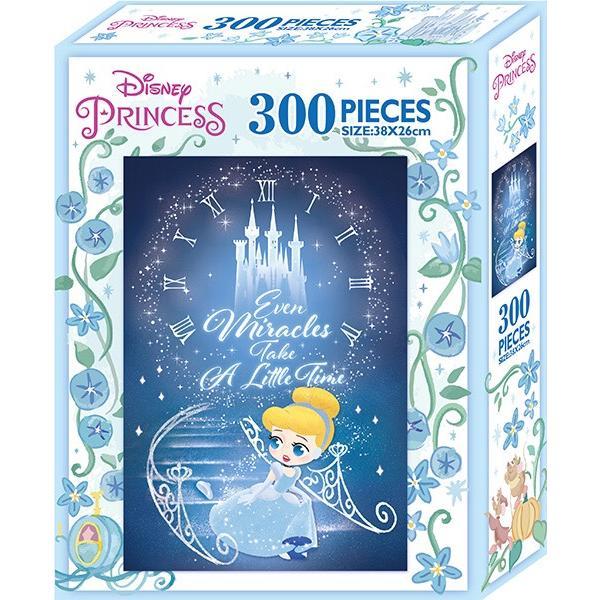 迪士尼公主300片盒裝拼圖--仙蒂(M)