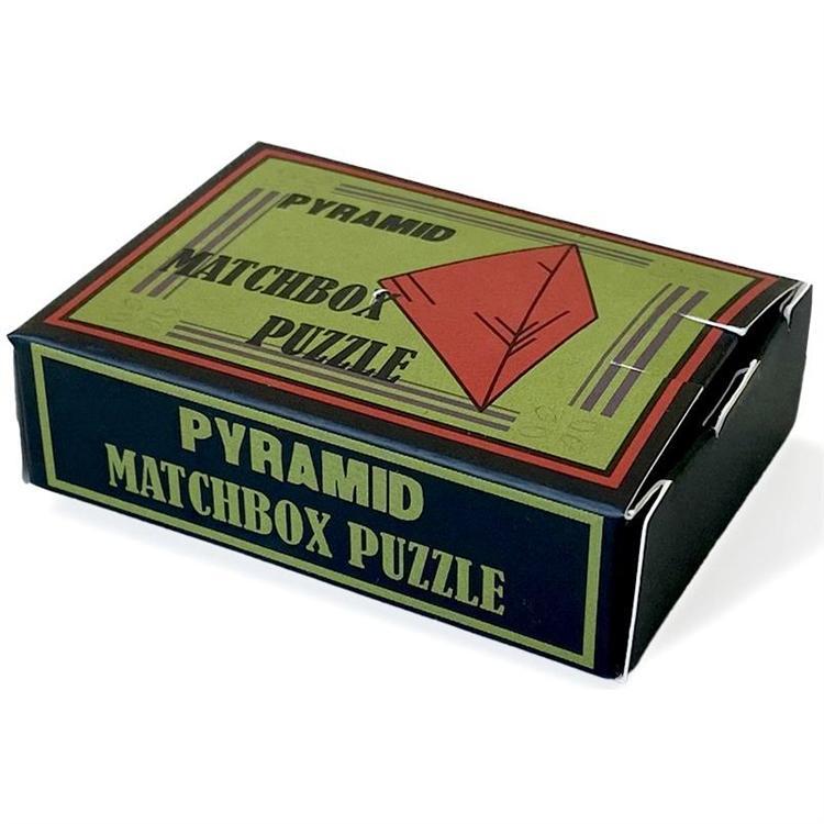 金字塔立體拼圖 PYRAMID