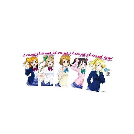 LoveLive!School idol diary01~09完
