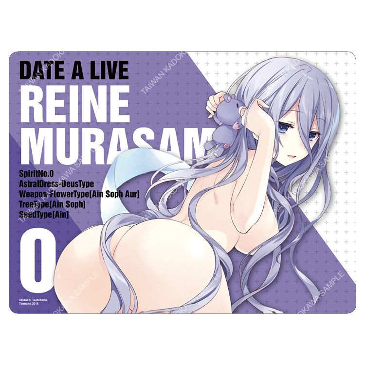 滑鼠墊 A-DATE A LIVE 約會大作戰(原作)