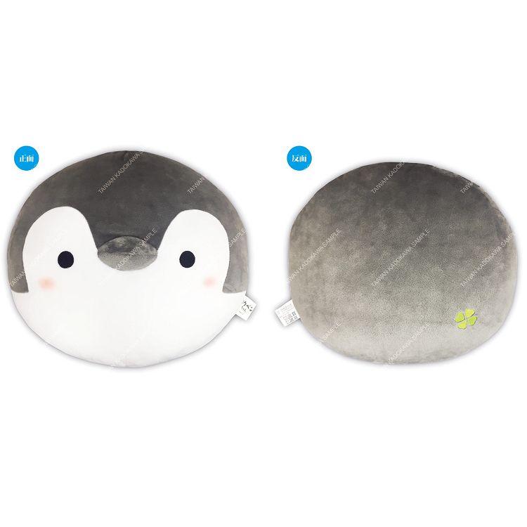 造型抱枕 A-正能量企鵝