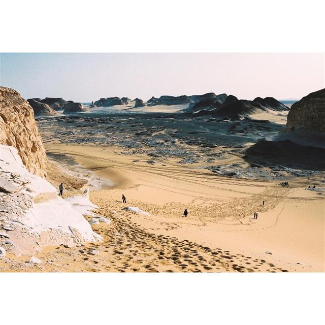 穿越撒哈拉:流浪,走向風沙未竟之地