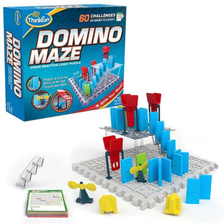 骨牌迷宮Domino Maze