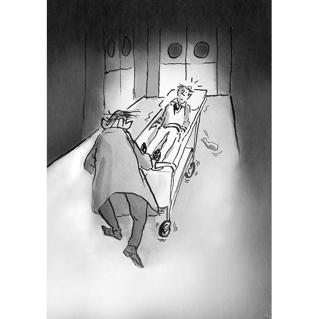 午夜幫:大衛.威廉幽默成長小說7