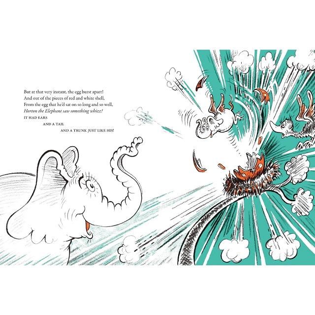 Dr. Seuss蘇斯博士經典繪本(中英雙語版,全套3冊)