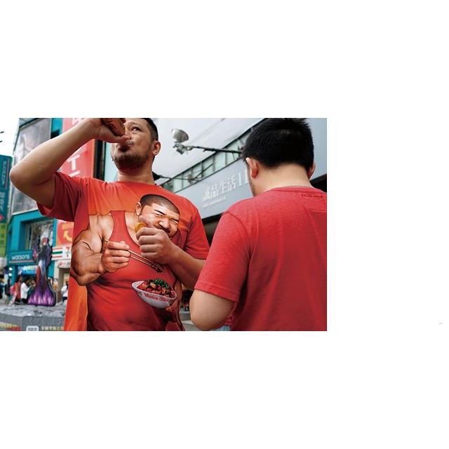 我在台北放框框:陳尚平的台北街頭影像 Putting Frames in Taipei
