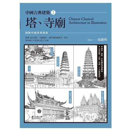 中國古典建築1:塔、寺廟