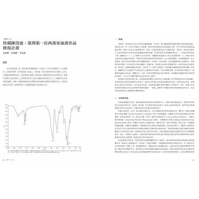 陳澄波全集第十七卷.修復報告(III)