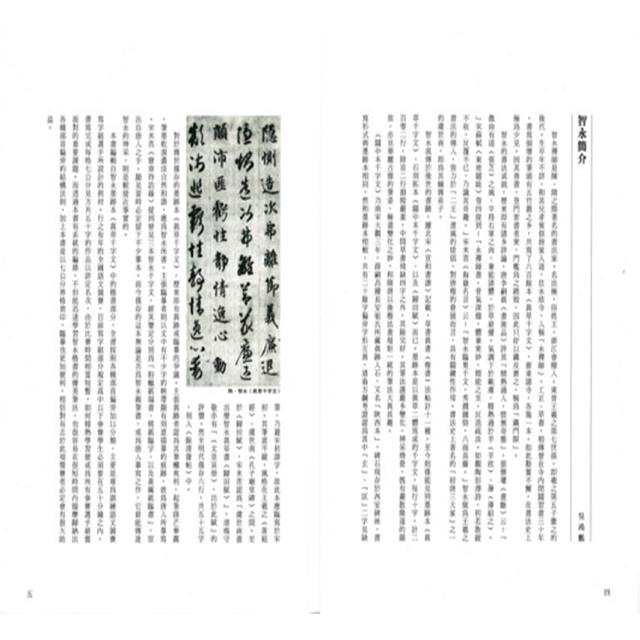 競書選3:智永楷書必勝秘笈