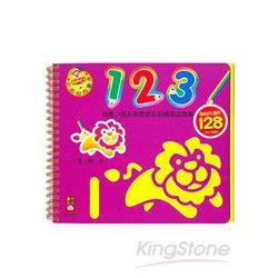 123-Baby`s彩色世界畫本