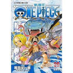 ONE PIECE航海王29