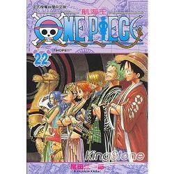 ONE PIECE航海王22