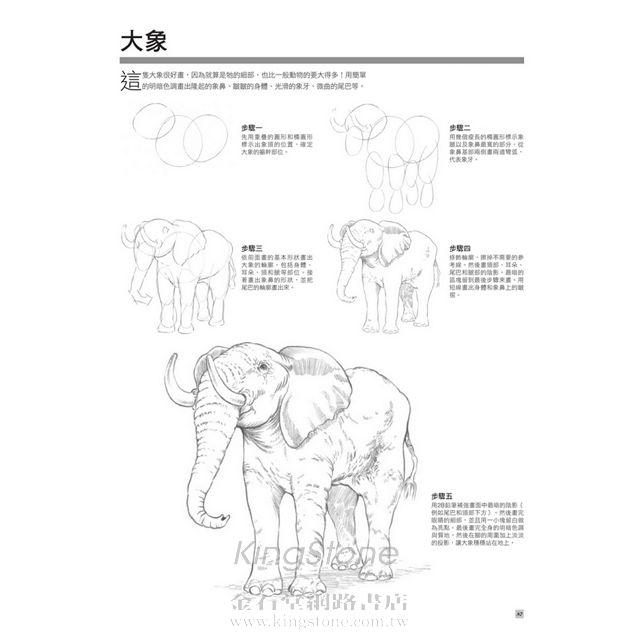 鉛筆畫新手的第一本書:3個步驟、81個範例,教你學會用鉛筆畫各種主題